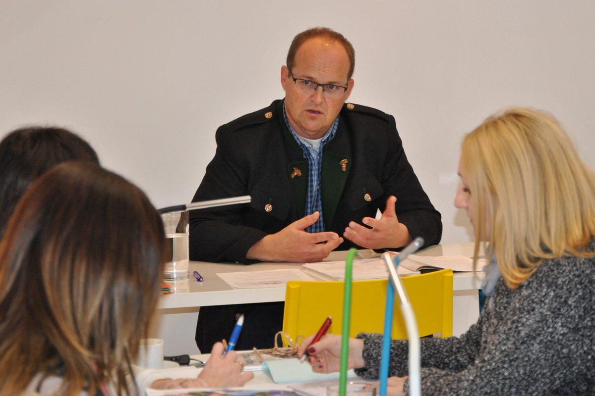 Ausbildung Dr. Gerd Ehrenfried