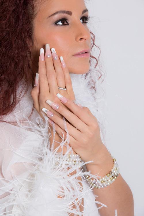 Ausbildung Hochzeitsnagel Handkuss Nails Academy