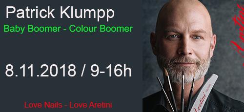 Baby Boomer Colour boomer