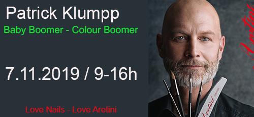 Baby Boomer Colour boomer 2019